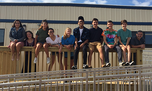 Class of 2019 Student Council